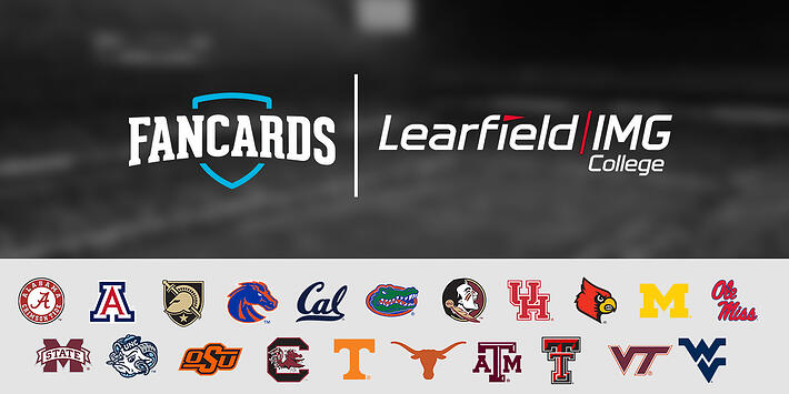Fancards solidified an extension covering 21 schools in 16 states with Learfield IMG College