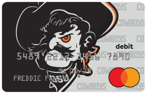 Oklahoma State Fancard Prepaid Mastercard